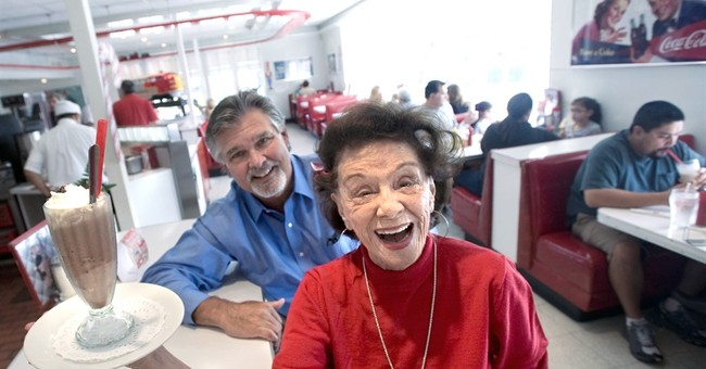 Ruby Cavanaugh, namesake of Ruby's Diner, dies at 93